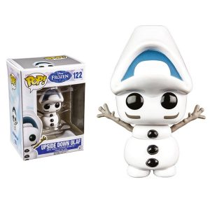 FUNKO POP : Frozen : UPSIDE DOWN OLAFตุ๊กตาโมเดล FUNKO POP : Frozen : UPSIDE DOWN OLAF