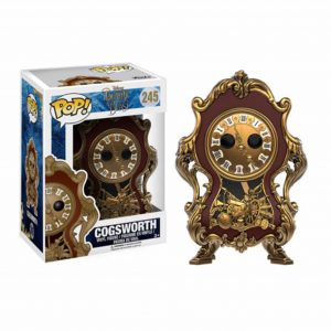 POP Disney : Beauty and the beast Live Action - CogsworthPOP Disney : Beauty and the beast Live Action - Cogsworth
