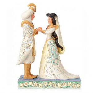 DISNEY TRADITIONS : ENESCO : Jasmine & Aladdin WeddingDISNEY TRADITIONS : ENESCO : Jasmine & Aladdin Wedding