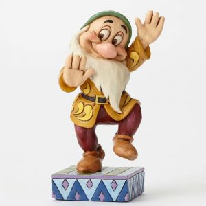 DISNEY TRADITIONS : ENESCO : Bashful FigurineDISNEY TRADITIONS : ENESCO : Bashful Figurine