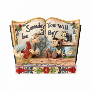 DISNEY TRADITIONS : ENESCO : Pinocchio StorybookDISNEY TRADITIONS : ENESCO : Pinocchio Storybook