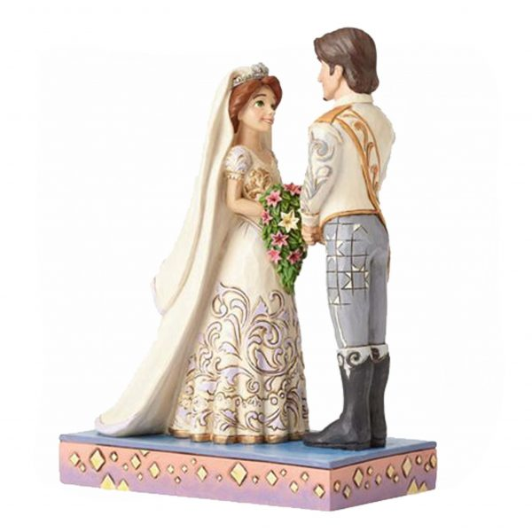 DISNEY TRADITIONS : ENESCO : Rapunzel & Flinn WeddingDISNEY TRADITIONS : ENESCO : Rapunzel & Flinn Wedding