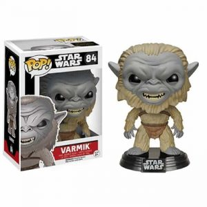 FUNKO POP : STAR WARS : VARMIKตุ๊กตาโมเดล FUNKO POP : STAR WARS : VARMIK