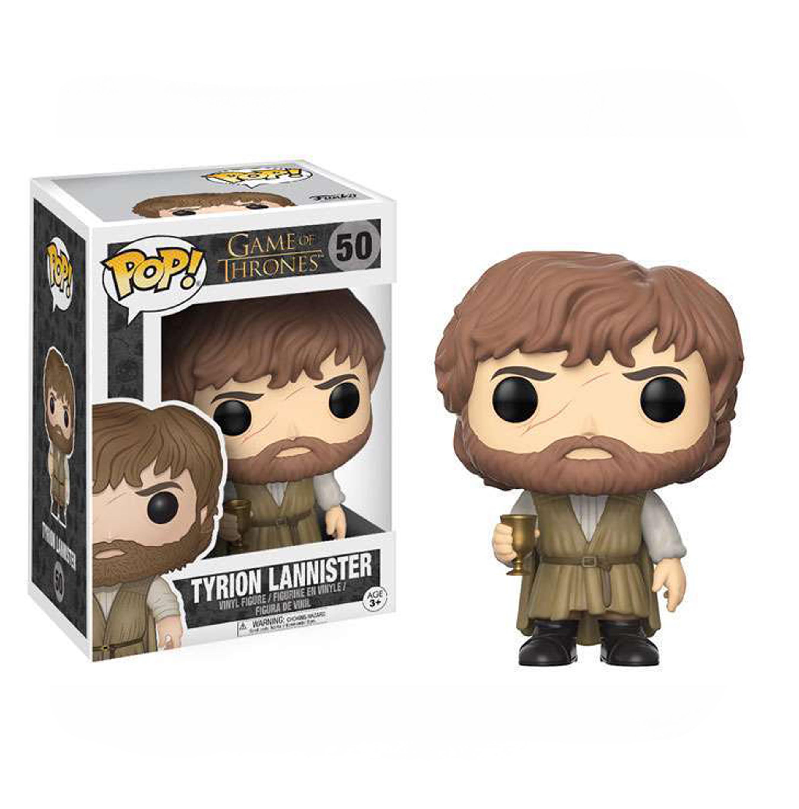 POP! TV Series : Game of Thrones - Tyrion Lannister