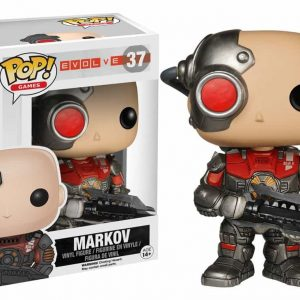 FUNKO POP : EVOLVE : MARKOVตุ๊กตาโมเดล FUNKO POP : EVOLVE : MARKOV