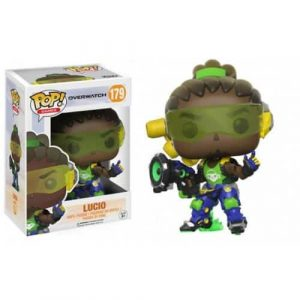 POP Games: Overwatch - LucioPOP Games: Overwatch - Lucio
