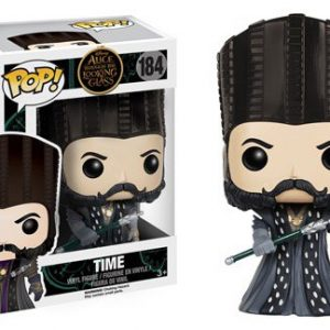 FUNKO POP : ALICE THROUGH THE LOOKING GLASS : TIMEตุ๊กตาโมเดล FUNKO POP : ALICE THROUGH THE LOOKING GLASS : TIME
