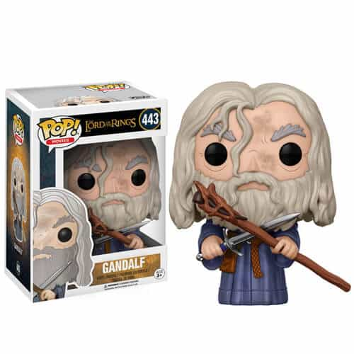 POP Movies: Lord of The Ring - Gandalf POP Movies: Lord of The Ring - Gandalf