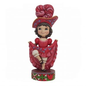 DISNEY TRADITIONS : ENESCO : Small World FranceDISNEY TRADITIONS : ENESCO :  Small World France