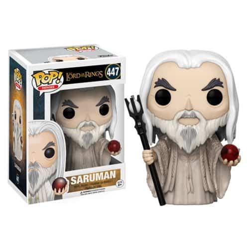POP Movies: Lord of The Ring - SarumanPOP Movies: Lord of The Ring - Saruman