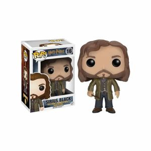 FUNKO POP : HARRY POTTER WAVE 2 : SIRIUS BLACKตุ๊กตาโมเดล FUNKO POP : HARRY POTTER WAVE 2 : SIRIUS BLACK