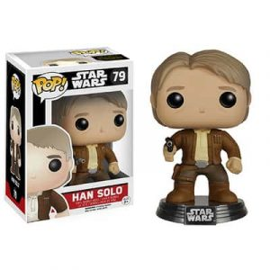 FUNKO POP : STAR WARS : HAN SOLOตุ๊กตาโมเดล FUNKO POP : STAR WARS : HAN SOLO