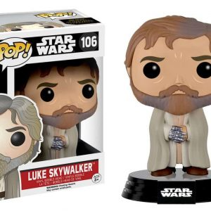 FUNKO POP : STAR WARS : LUKE SKYWALKER ตุ๊กตาโมเดล FUNKO POP : STAR WARS : LUKE SKYWALKER