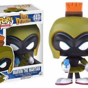 FUNKO POP : DUCK DODGERS : MARVIN MARTIANตุ๊กตาโมเดล FUNKO POP : DUCK DODGERS : MARVIN MARTIAN