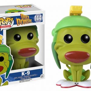 FUNKO POP : DUCK DODGERS :  K-9ตุ๊กตาโมเดล FUNKO POP : DUCK DODGERS :  K-9