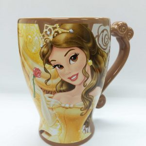 HOME & DECOR : BELLE MUG PRINCESS TWINKLEแก้ว HOME & DECOR : BELLE MUG PRINCESS TWINKLE