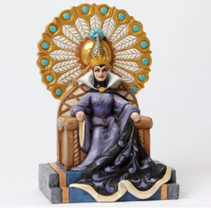 DISNEY TRADITIONS : ENESCO : EVIL QUEENตุ๊กตาโมเดล DISNEY TRADITIONS : ENESCO : EVIL QUEEN