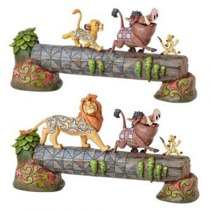 DISNEY TRADITIONS : ENESCO : Simba Timon and PumbaaDISNEY TRADITIONS : ENESCO : Simba Timon and Pumbaa