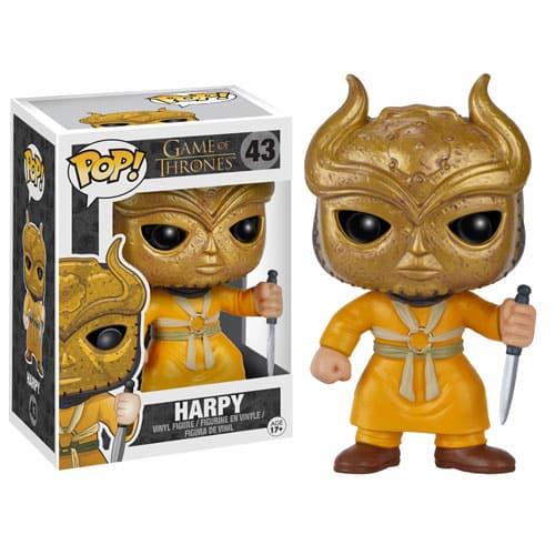 VAULT - FUNKO POP : GAME OF THRONES : HARPYตุ๊กตาโมเดล FUNKO POP : GAME OF THRONES : HARPY