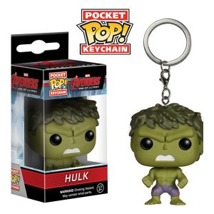 FUNKO POCKET POP : HULK (AVENGERS 2)