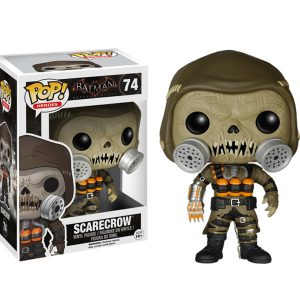 FUNKO POP : ARKHAM KNIGHT : SCARECROWตุ๊กตาโมเดล FUNKO POP : ARKHAM KNIGHT : SCARECROW