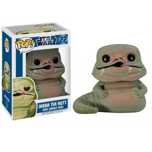 FUNKO POP : STAR WARS : JABBA THE HUTTตุ๊กตาโมเดล FUNKO POP : JABBA THE HUTT