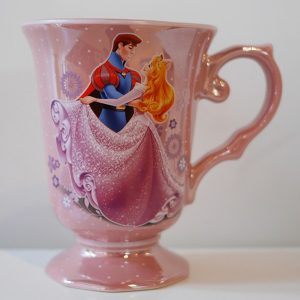 HOME & DECOR : AURORA MUG PRINCESS RAINBOW