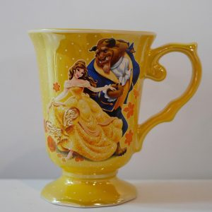 HOME & DECOR : BELLE MUG PRINCESS RAINBOW