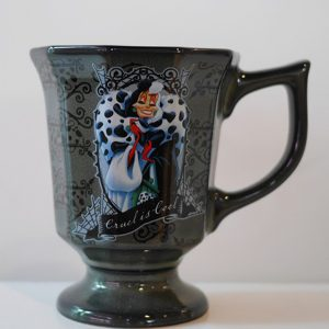HOME & DECOR : CRUELLA DE VIL MUG STAIN