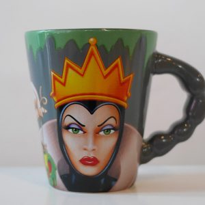 HOME & DECOR : EVIL WITCH MUG STAIN VILLAINS