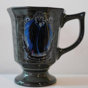 HOME & DECOR : MALEFICENT MUG STAIN