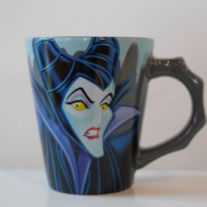 HOME & DECOR : MALEFICENT MUG STAIN VILLAINS