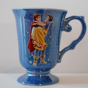 HOME & DECOR : SNOW WHITE MUG PRINCESS RAINBOW