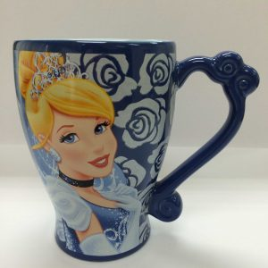 HOME & DECOR : CINDERELLA MUG PRINCESS TWINKLEแก้ว HOME & DECOR : CINDERELLA MUG PRINCESS TWINKLE