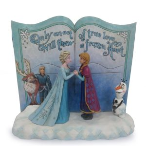 DISNEY TRADITIONS : ENESCO : Frozen StorybookDISNEY TRADITIONS : ENESCO : Frozen Storybook