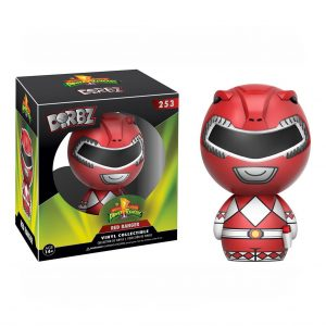Dorbz : Power Rangers - Red Ranger