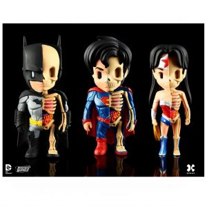 Mighty Jaxx : DC X ray setMighty Jaxx : DC X ray set