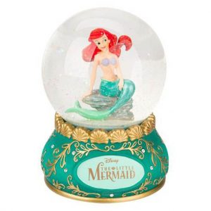 DISNEY TRADITIONS : ENESCO : Ariel 100 MM Water ballDISNEY TRADITIONS : ENESCO : Ariel 100 MM Water ball