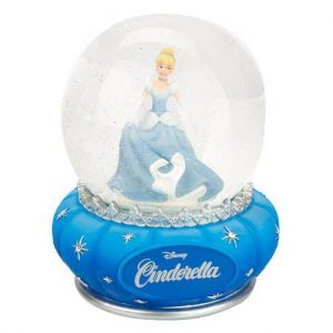DISNEY TRADITIONS : ENESCO : Cinderella 100 MM Water ballDISNEY TRADITIONS : ENESCO : Cinderella 100 MM Water ball
