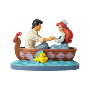 DISNEY TRADITIONS : ENESCO : Ariel and Prince EricDISNEY TRADITIONS : ENESCO : Ariel and Prince Eric