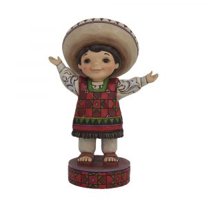 DISNEY TRADITIONS : ENESCO : Small World MexicoDISNEY TRADITIONS : ENESCO : Small World Mexico
