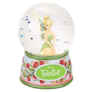 DISNEY TRADITIONS : ENESCO : Tinker Bell 100 MM Water ballDISNEY TRADITIONS : ENESCO : Tinker Bell 100 MM Water ball