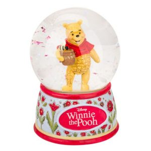 DISNEY TRADITIONS : ENESCO : Winnie the Pooh 100 MM Water ballDISNEY TRADITIONS : ENESCO : Winnie the Pooh 100 MM Water ball