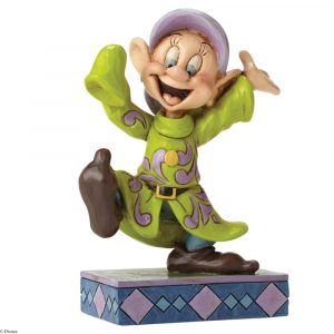 DISNEY TRADITIONS : ENESCO : Dopey FigurineDISNEY TRADITIONS : ENESCO : Dopey Figurine