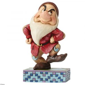 DISNEY TRADITIONS : ENESCO : Grumpy FigurineDISNEY TRADITIONS : ENESCO : Grumpy Figurine