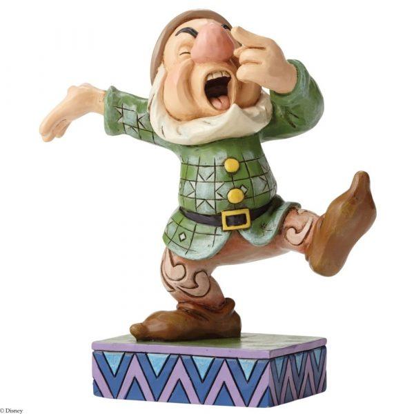 DISNEY TRADITIONS : ENESCO : Sleepy FigurineDISNEY TRADITIONS : ENESCO : Sleepy Figurine